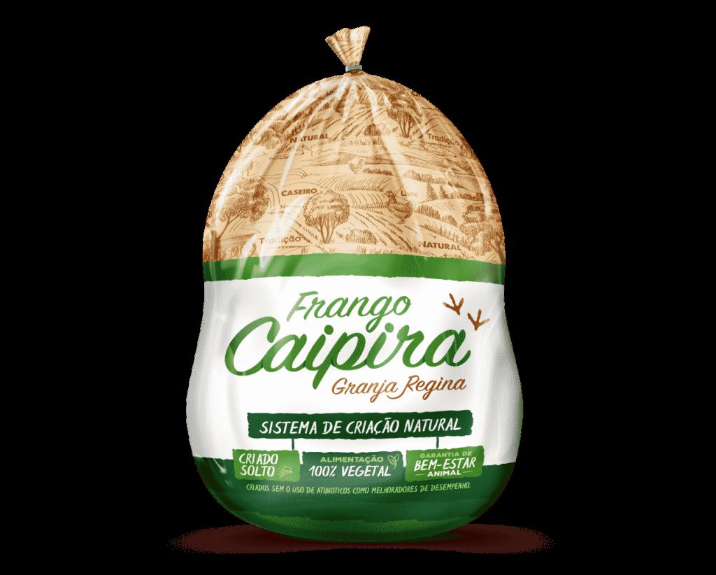 Frango Caipira Inteiro Granja Regina