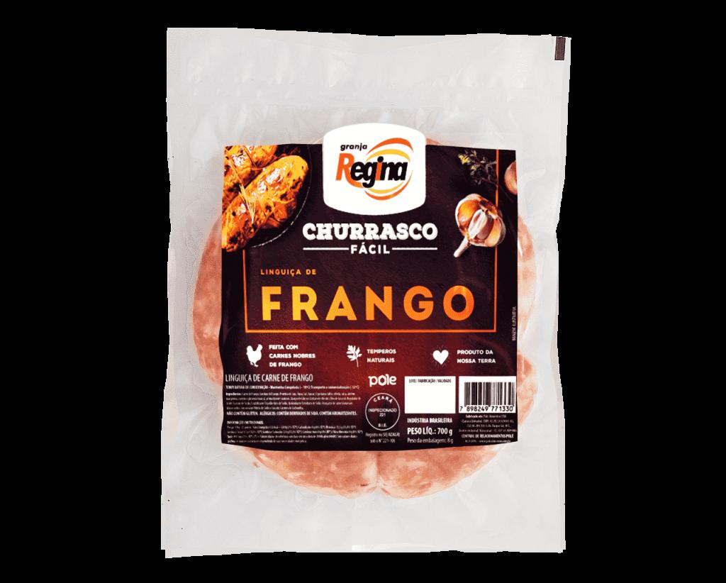 Linguiça de Frango Granja Regina Churrasco Fácil