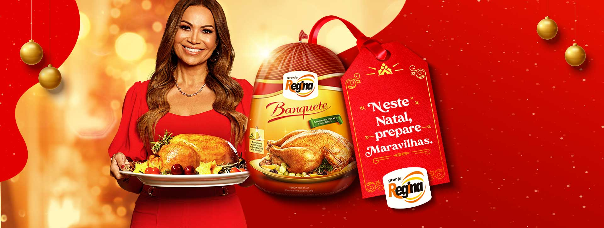Banquete Granja Regina