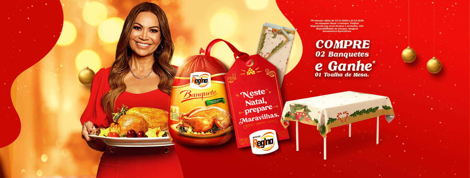 Banquete Granja Regina :