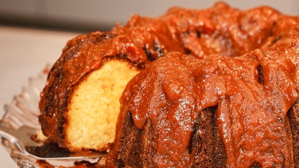 Como fazer bolo de fuba Granja Regina